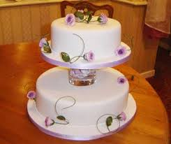 Wedding Cakes Simple 2 Tier Wedding Cakes Ideas