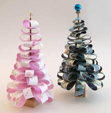 christmas decorations from paper crafts
