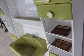 70er Jahre Badezimmer Grün Mein Vw Lt