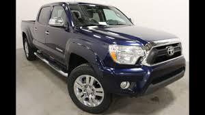 2013 Toyota Tacoma Limited Crew Cab 4WD - YouTube