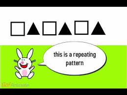 Repeating Patterns Impressive REPEATING PATTERNS USING SHAPES YouTube