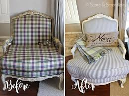 sense serendipity diy french chair makeover reupholstery diy reupholstery bergere chair