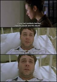 A Beautiful Mind Quotes About Schizophrenia Best Of A Beautiful Mind Movie Quotes Escape Matter