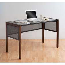 clear office desk. office desks computer glass and wood truly excellent within desk u2013 clear
