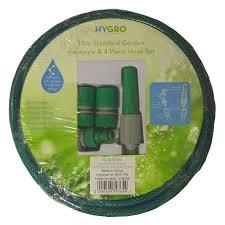 hygro 15m standard garden hosepipe 4