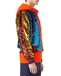 gucci jacket. sequined bomber jacket gucci