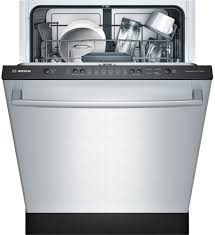 Small Dish Washer Bosch Shx3ar7 Fully Integrated Dishwasher With Adjustable Upper