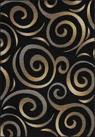 monterey mr106 black rug