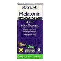 Natrol, <b>High Caffeine</b>, <b>Extra Strength</b>, 200 mg, 100 Tablets - iHerb