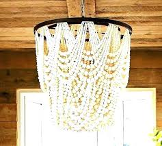 clip on chandelier shade shades lamp burlap beaded s clip on chandelier shade