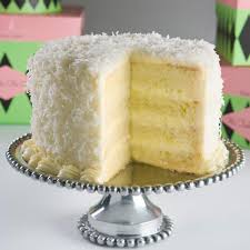 Easy Coconut Cake Cake Pictures