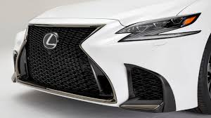 2018 lexus sport car. interesting sport 2018 lexus ls 500 f sport adds giddyup to posh flagship inside lexus sport car