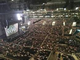 Staples Center Section 317 Row 2 Home Of Los Angeles