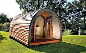 outdoor office shed. Outdoor Office Shed Pod Garden Pods A From Hideouts Small Kits Prefab 8 Sh