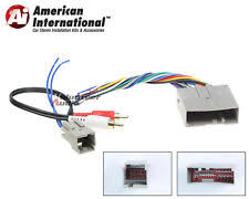 american international car audio and video wire harness ebay American International Wiring Harness audiophile car stereo cd player wiring harness wire aftermarket radio install american international gwh404 radio wiring harness