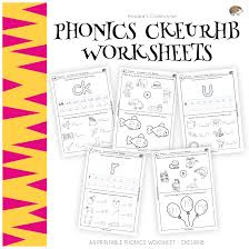 From as low as 3 years, your child needs to build the following skills that will prepare. Une Phonics Worksheet Printable Worksheets And Activities For Teachers Parents Tutors And Homeschool Families