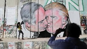 Resultado de imagen de netanyahu trump cartoon