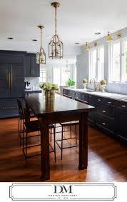 Dark Wood Kitchen Cabinets 25 Best Ideas About Navy Kitchen Cabinets On Pinterest Navy
