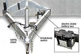 trailer brake battery wiring diagram wiring diagram breakaway kit installation for single and dual brake axle trailers
