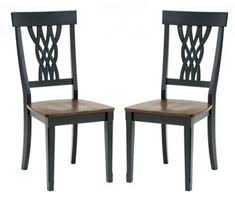 regency ribbon back dining chair set not a bad for two chairs been thinking about taking down one of our kitchen benches and putting in chairs the