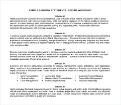 General Professional Summary For Resume Sample Professional Summary Resume Resume Professional Summary