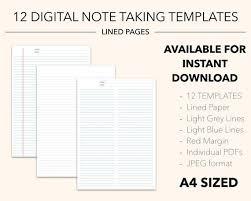 Paper Size Chart Pdf Pin By Lowkey Digital Designs On Ipad Studies Note Taking