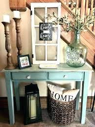 ideas for entryway table entry table height some ways to add on the decor awesome best ideas for entryway table