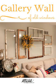 best 25 old window decor ideas