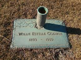 Willie Estelle Godwin (1893-1959) - Find A Grave Memorial