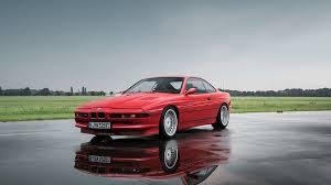 Alpina B12 5.7 Coupe — это соперник Ferrari на базе BMW 850CSi