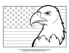 Small Picture bald eagle coloring page for 3 Cheers For Animals Daisies