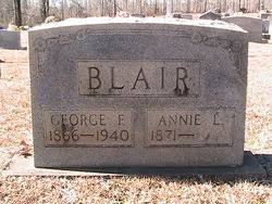 George Franklin Blair (1866-1940) - Find A Grave Memorial