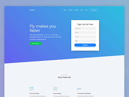Page Design Templates Looking For Free Landing Page Templates Weve Got You Covered