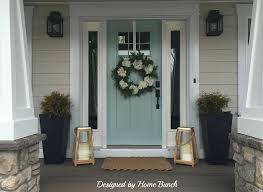 Home Exterior Paint Color. Siding Paint Color Is Revere Pewter HC 172  Benjamin Moore