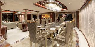 Luxury yacht interior designers.