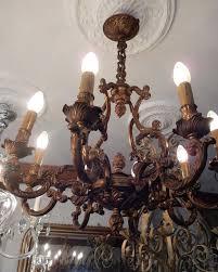 antique bronze chandelier for antique bronze chandelier
