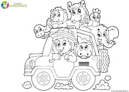 Kleurplaat Auto Archidev Dieren Kleurplaat Voor Kinderen Norskiinfo