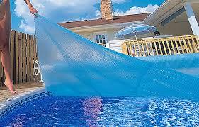 Swimming Pool Solar Heat Cover