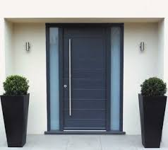 Contemporary Exterior Doors