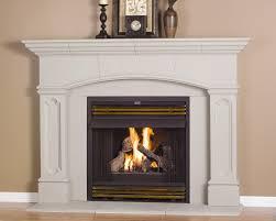 metal fireplace surround kit home depot fireplace mantels fireplace surround kits