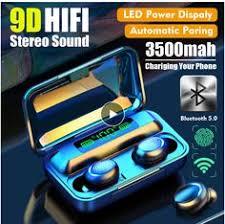 <b>Olaf</b> Oringinal F9-V5.0 <b>Bluetooth 5</b>,0 наушники in 2020 | Wireless ...