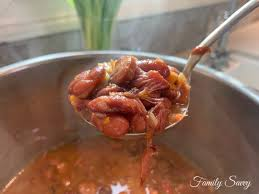 Of oil cook for an additional hour or more depending. How To Make Cajun Red Beans Sausage Easy Rice Recipe Family Savvy