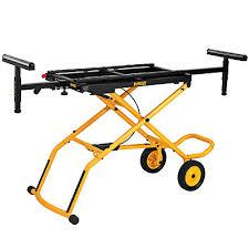 ridgid miter saw table. support pour scie à onglets sur roues ridgid miter saw table i