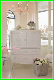 white wood wardrobe armoire shabby chic bedroom. White Wood Wardrobe Armoire Shabby Chic Bedroom. Exellent Bedroom