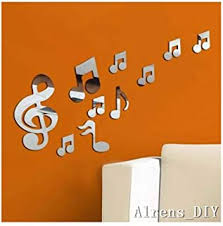 Music - Wall Stickers & Murals / Paint, Wall Treatments ... - Amazon.com
