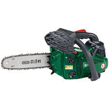 one handed chainsaw. draper 15042 25.4cc 250mm one handed top handled petrol chainsaw w/oregon® chai one handed chainsaw e