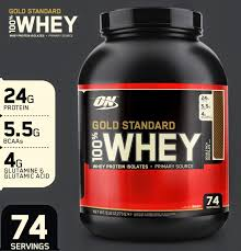 protein profile optimum nutrition on gold standard 100 whey