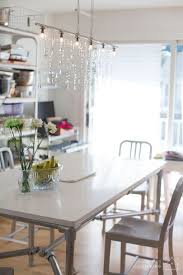 learn how to build this table in diy quartz dining table built with pipe kee kl keekl