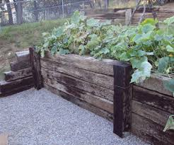 landscaping with railroad ties home interiror and exteriro design terrific railroad ties retaining wall cost