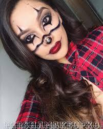 gangster clown mirshamakeupxo clown costumes 2016 makeup crafts